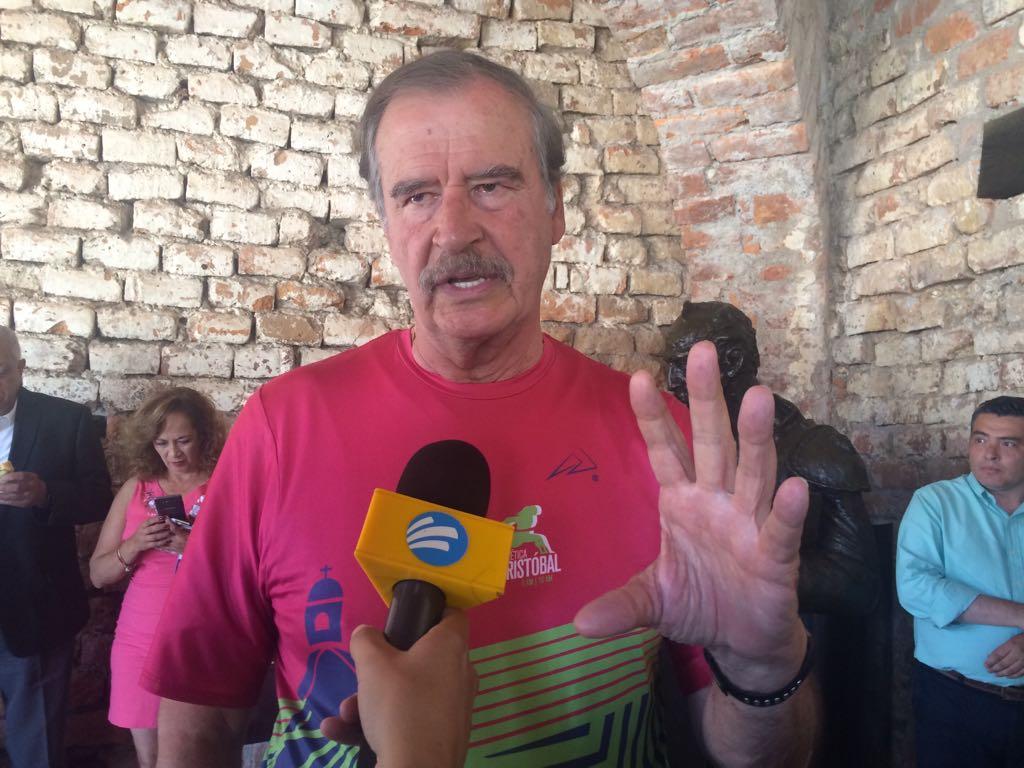 Vicente Fox, Centro Fox, expresidente