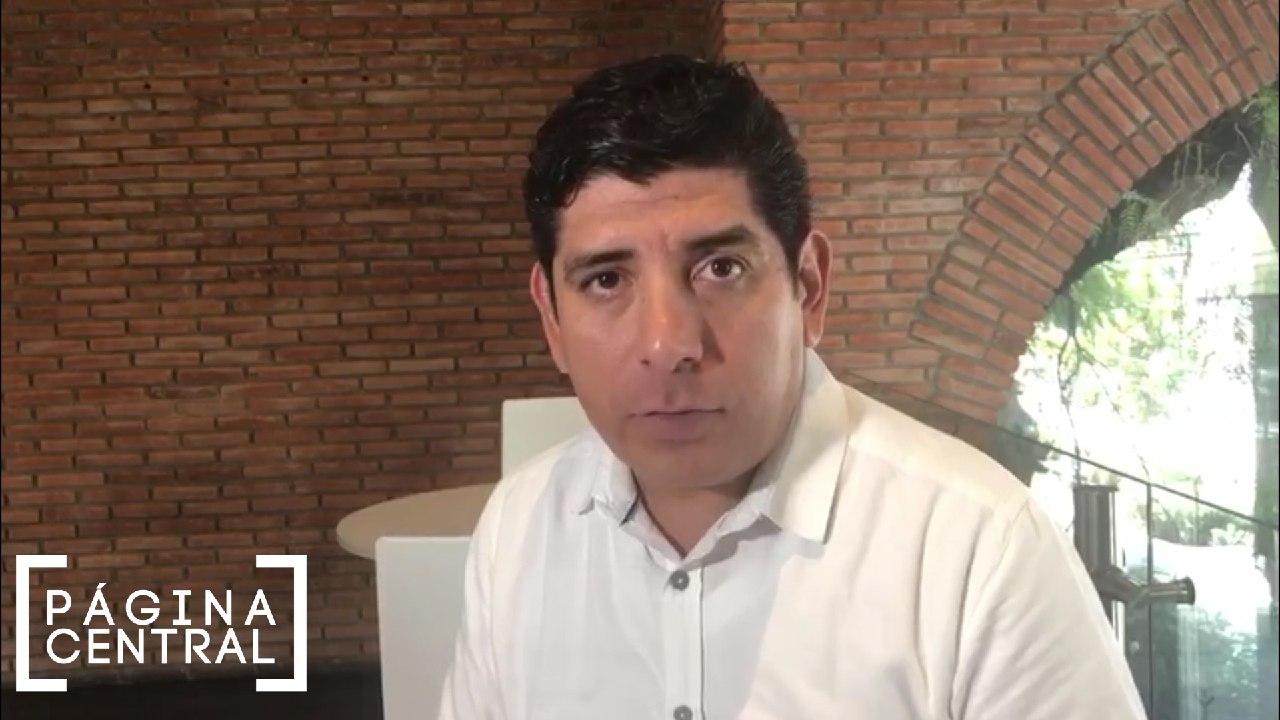 Fernando Torres Graciano, Consejero nacional, PAN