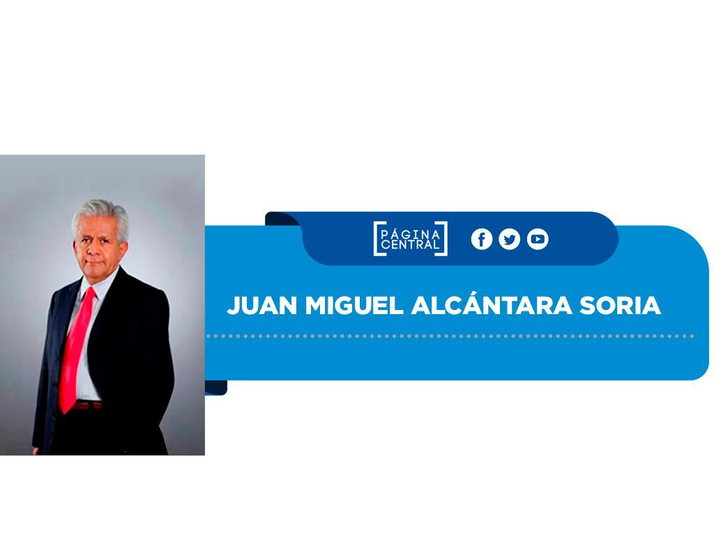 Juan Miguel Alcántara Soria