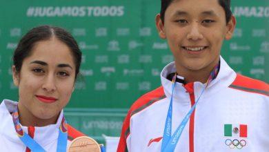 Gaby Martínez obtiene bronce