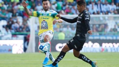 León - Santos