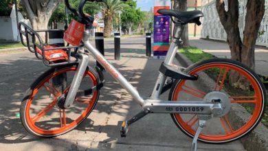 Bicicleta pública en León