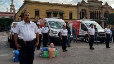 Día Nacional de Protección Civil en León