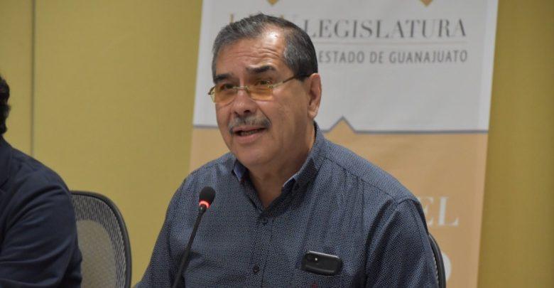 Diputado Paulo Bañuelos