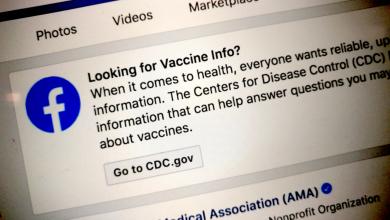 Facebook vacunas