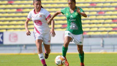 Club León femenil