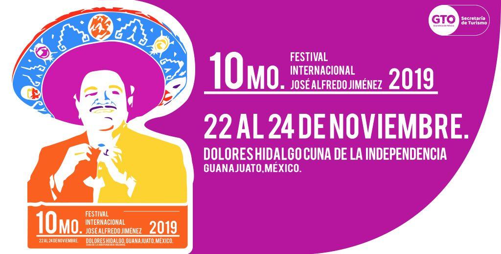 Abarrota hoteles de Dolores Hidalgo Festival Internacional de José Alfredo Jiménez - Página Central