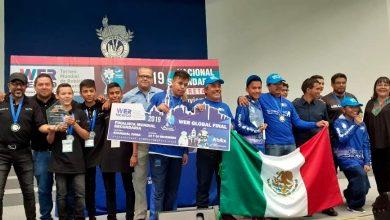 Photo of Logran guanajuatenses pase a torneo de robótica en China