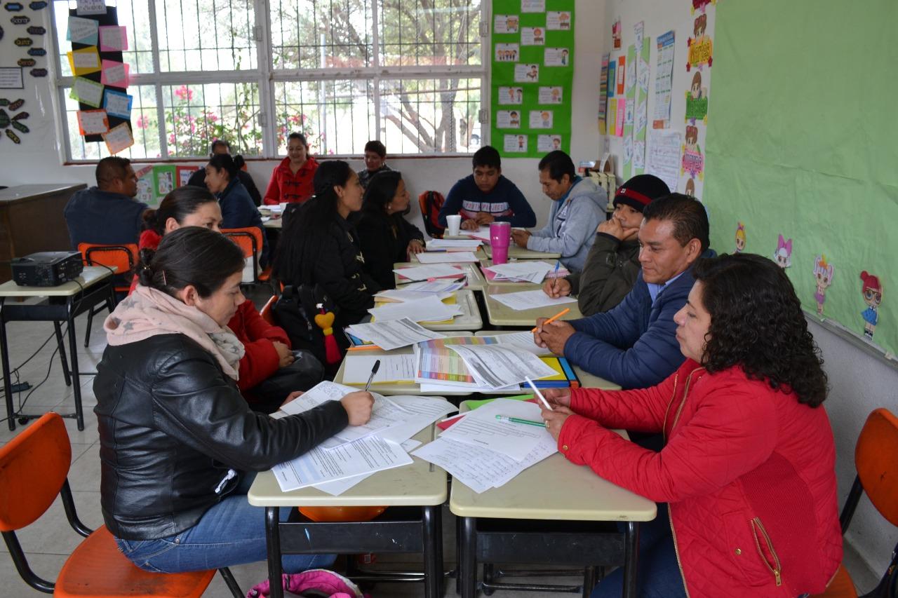 SEG lleva a cabo el 1er. Consejo Técnico Escolar entre Niveles Educativos. - Página Central