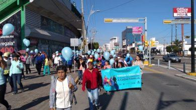 Photo of Caminan contra la diabetes en León