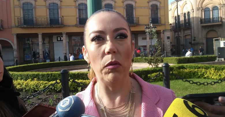 Alejandra Reynoso.