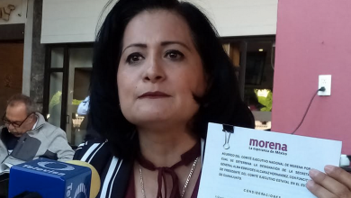 Alma Alcaraz ofrece diálogo interno con Ernesto Prieto Gallardo