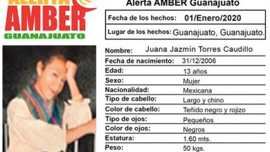 Photo of Activan Alerta Amber por 5 menores de edad en Guanajuato
