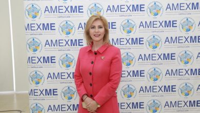 Leticia Venegas, Presidenta de la Amexme León