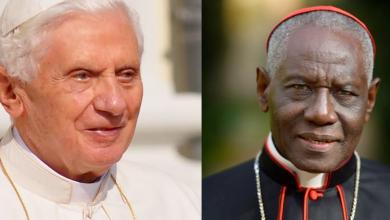 Se deslinda Benedicto XVI sobre tema de celibato sacerdotal