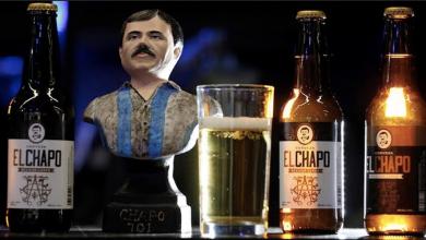 Alejandrina, hija del Chapo Guzmán lanzó una cerveza artesanal en honor a su padre.