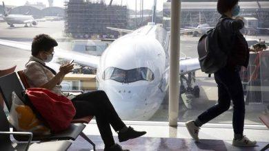 Un pasajero proveniente de México fue internado en Los Ángeles por posible coronavirus.