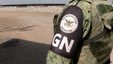 Alistan cuartel de la Guardia Nacional en León.