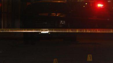 Operativo de seguridad, tras asesinato.