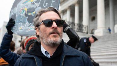 Photo of Arrestan a Joaquin Phoenix en protesta activista