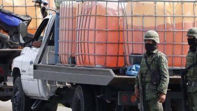 Photo of Aseguran 30 mil litros de 'huachicol' esta semana en Guanajuato