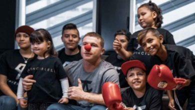 El campeón de box contestó que está dispuesto a hacerlo y con mucho gusto