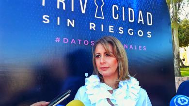 María de Los Angeles Ducoing, comisionada presidente del IACIP en Guanajuato