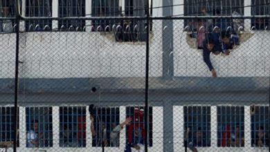 Photo of Registran amotinamiento generalizado en cárcel de Chile