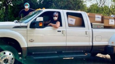 Photo of McConaughey dona mascarillas a hospitales rurales de Texas