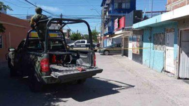 una mujer fue ejecutada en la colonia Santa Clara, municipio de León, Guanajuato