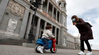 Photo of España registra menos de 100 muertes por coronavirus por primera vez en dos meses