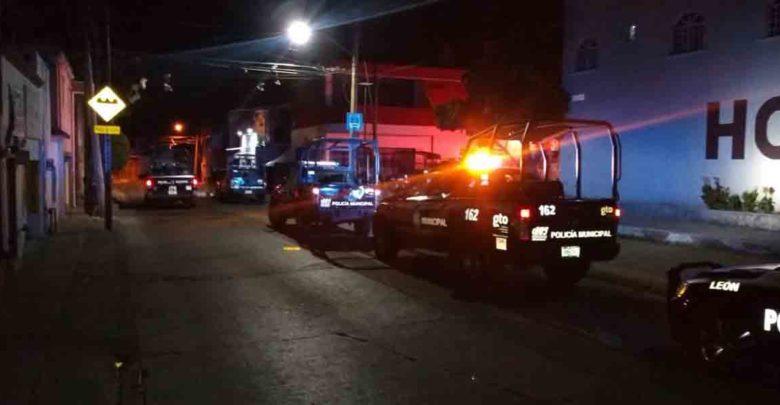 Un lesionado en riña familiar fue el saldo de una fiesta en la colonia La Merced, León, Guanajauto