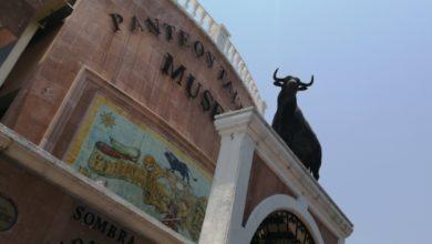 El Panteón Taurino abrió sus puertas al público con todas las medidas sanitarias