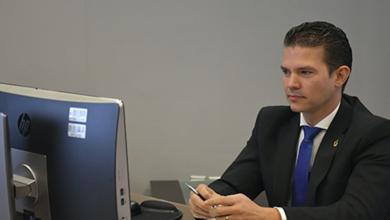 El ombudsperson guanajuatense presentó los principales resultados del XXVI Informe de Actividades, entregado al Congreso el pasado mes de abril