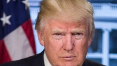 """Photo of """"Es muy extraño"""": Trump"""