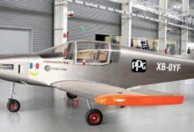 Después de 70 años de los primeros intentos para producir aeronaves en nuestro País, el Halcón tendrá orígenes celayenses