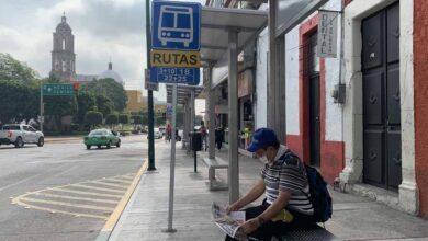 transporte público en Irapuato