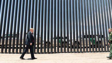 Photo of Joe Biden tiene como prioridad frenar el muro fronterizo