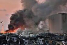 Con el dinero enviado por el papa se atenderá a los damnificados por la terrible explosión que ya casi cobró la vida de 200 personas