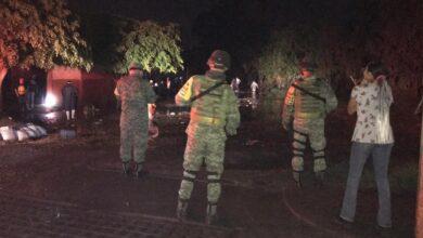 Atiende Protección Civil daños por lluvias en Irapuato