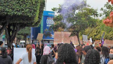 Photo of Condenan organizaciones agresiones a mujeres manifestantes