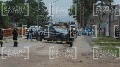 El ataque fue en la calle Faisán esquina con Dr. Barajas al mediodía de este lunes