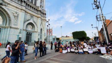 Photo of Protestan mujeres en Zona Centro