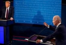 """Photo of """"Es díficil hablar con este payaso"""", truena Biden ante Trump"""