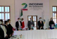 Photo of Presenta Javier Casillas segundo informe de gobierno de San Francisco del Rincón