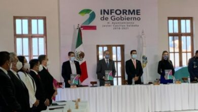 Photo of Presenta Javier Casillas segundo informe de gobierno de San Francisco del Rincón