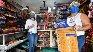 Photo of Brigadas contra el COVID-19 revisan negocios en Irapuato