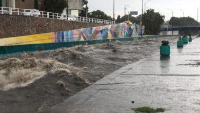 Photo of Tormenta desquicia a la ciudad de León