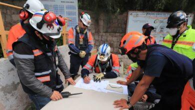 Photo of Rescatan los cuerpos de cuatro 'lupios' de la Mina de El Cubo