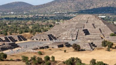 Photo of Teotihuacán abre a visitantes luego de casi seis meses de cierre
